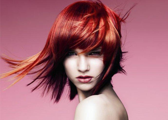 Várd új színben a tavaszt! Hajfestés, regeneráló hajkezelés, hajvágás, vagy argán olajos hajkezelés, hajvágás!