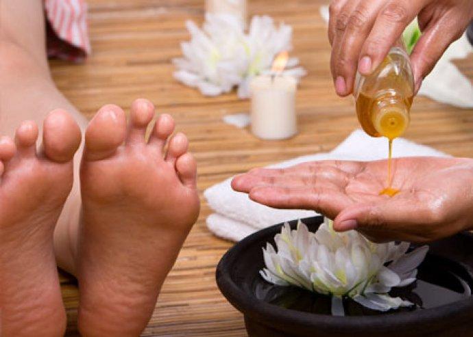 60 perces masszázs, 4 masszázs fajta, nyirok-gyógy-thai talp vagy olajos aromamasszázs