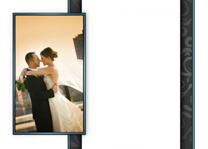 10 db egyedi, akár fényképpel ellátott, születésnapi, névnapi, esküvői meghívó vagy képeslap babaszületésre is