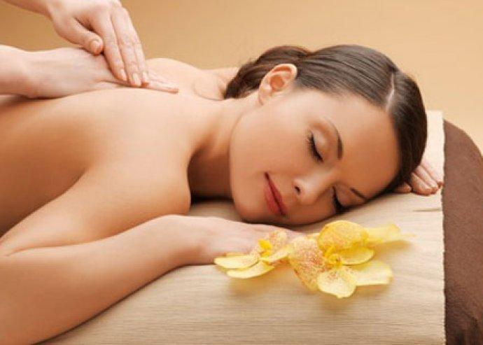 60 perces nyirok, frissítő, relaxáló masszázs a tökéletes ellazulásért