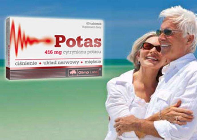 60 db Olimp Labs® Kálium 400 mg tabletta az egészséges szív- és izomműködésért