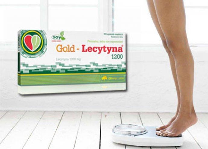 60 db Olimp Labs® Gold Lecithin 1200® a fokozott koncentrációhoz, a koleszterinszint csökkentéséhez