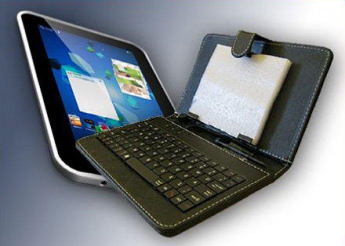 Dizájnos tablet tok, ami véd is 3 féle színben