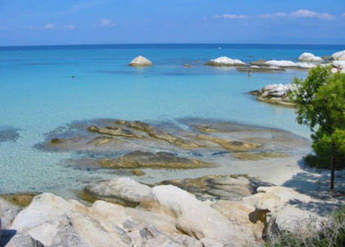 Különleges, görög tengerparti élmény - 8 nap 1 főre Sartiban, elő- vagy utószezonban