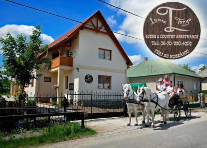 Egyedülálló country üdülés - 4 nap 2 főre Szilvásváradon borkóstolóval, falusi vacsorával, extrákkal