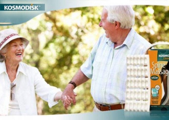 Szabadulj meg a kínzó gerincfájdalmaktól! A Kosmodisk segítségével pár órán belül enyhülnek a tünetek!