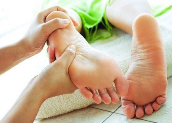 Töltődj fel és légy energikusabb! 2 x 50 perces talpmasszázs, reflexológiai állapotfelméréssel