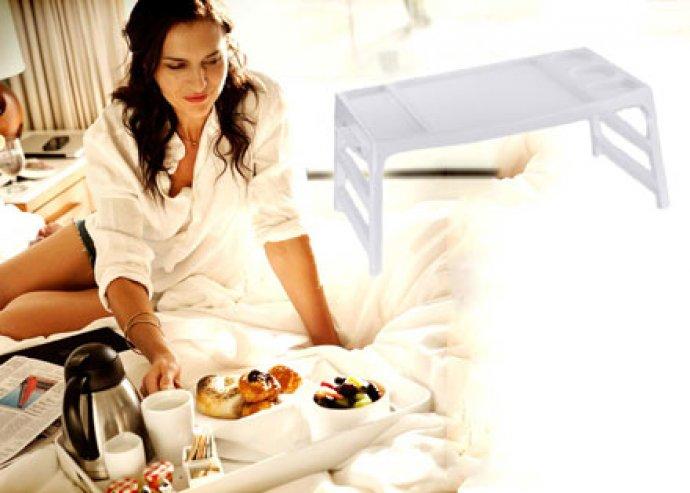 Kényelem felsőfokon - könnyen tisztítható, összecsukható, helytakarékos, műanyag ágytálca