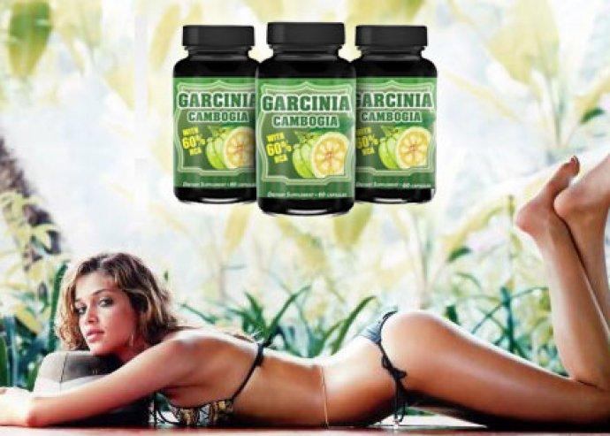 Gyors fogyás - 60 db-os Garcinia Cambogia fogyasztó kapszula természetes összetevőkből