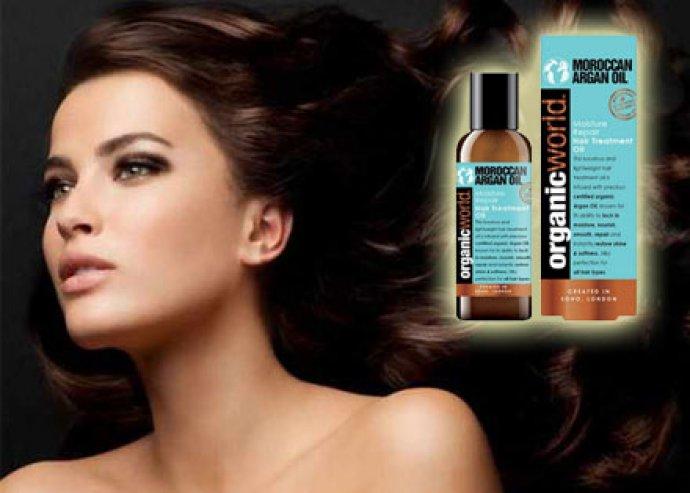 A világ legnépszerűbb szépségápolási széruma - mélyhidratáló hatású, 100 ml-es marokkói argánolaj