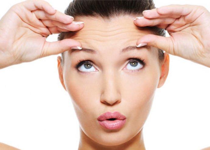 Ránctalanító, feszesítő, öregedésgátló és bőrregeneráló, 1 alkalmas Botox arckezelés