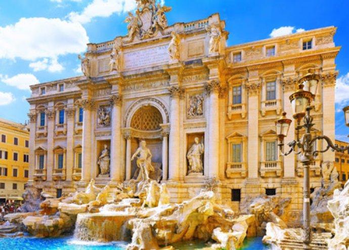 4 vagy 5 nap Rómában olasz reggelivel, reptéri transzferrel, a pápai audiencia meglátogatásával