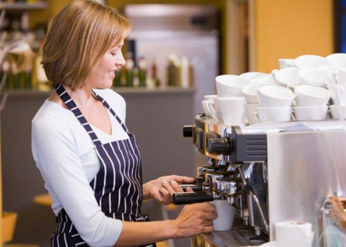 Kávékészítés felsőfokon! 3 órás gyorstalpaló Easy Barista képzés, elméleti és gyakorlati oktatással