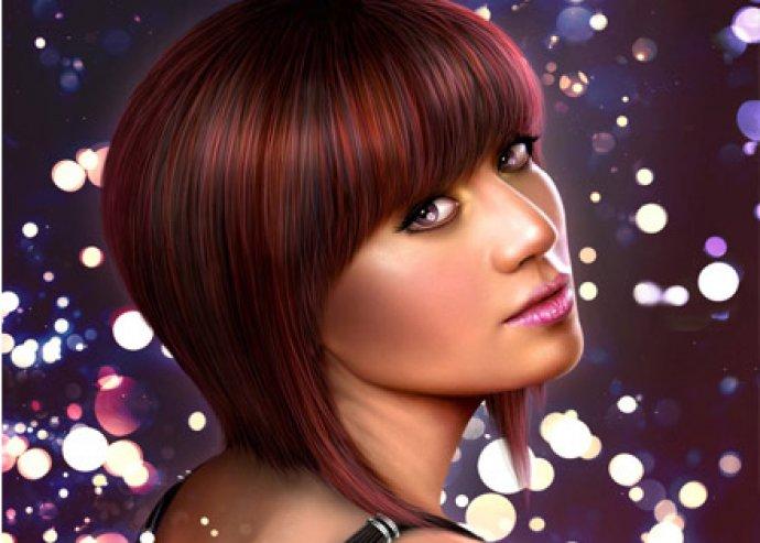 Emeld ki szépséged egy csodás hajkoronával - hajmosás vágással/ melírozással/ festéssel