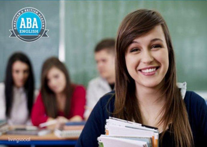Magabiztos angolra vágysz? Online angol nyelvtanfolyam anyanyelvi tanárokkal az ABA English-től!