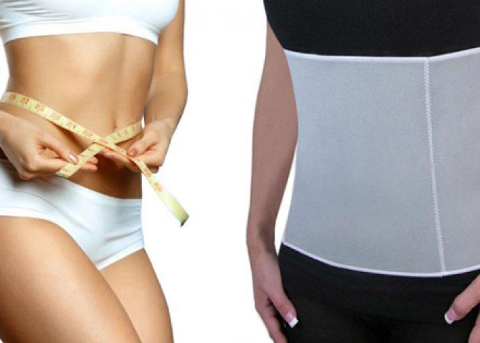 Könnyed fogyás és karcsúsodás -  Slimming Belt szauna alakformáló öv