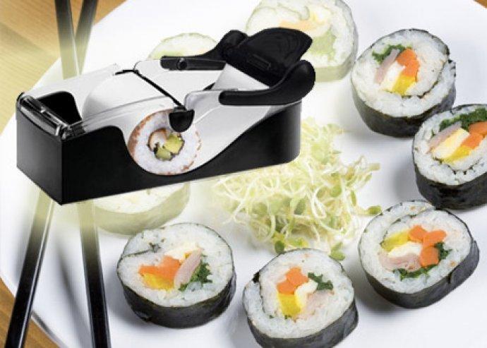 Sushi imádók figyelem! A kiváló ebédet a praktikus Easy roll sushi készítővel alapozzátok meg!