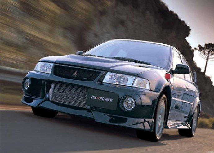 Adrenalin a köbön! 5 vagy 10 kör élményautó vezetés egy 480 lóerős Mitsubishi Lancer EVO 6 versenyautóval