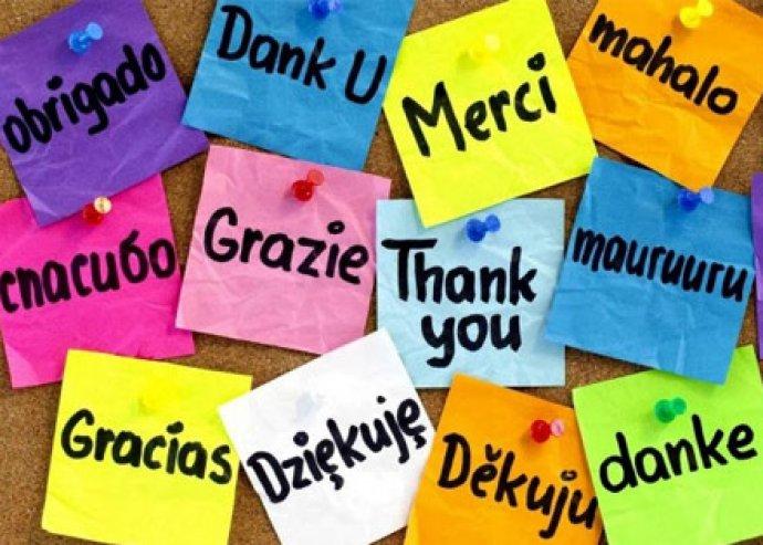 Szeretnél nyelveket tanulni? 3, 6 vagy 12 hónapos online nyelvtanfolyamok 11 különböző nyelven!