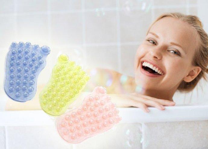 Varázsold újjá fürdőszobád! Praktikus tapadókorongos, 5 db-os mókás fürdőszoba tartó csempére vagy tükörre