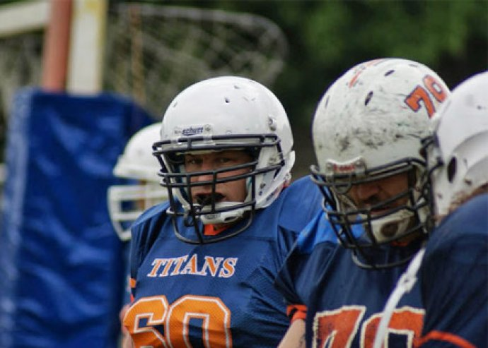Edzésre fel! 2 hónapos amerikai foci bérlet a Budapest Titans edzéseire, hetente 2x2 órában