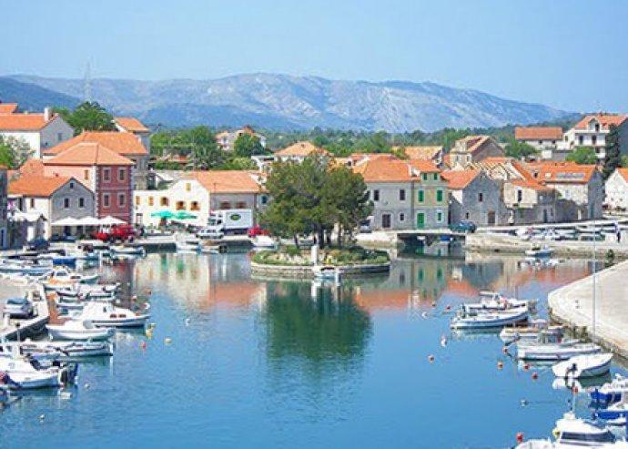 Mediterrán nyár Hvar-szigeten - 8 nap 7 éj 1 főre, 2-5 fős apartmanban, önellátással, több turnusban