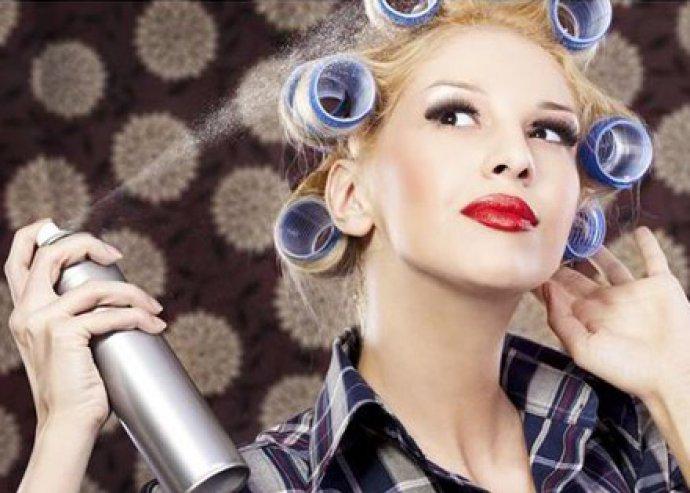 Női hajvágás, mosás, szárítás ajándék hajpakolással és törzsvásárlói kártyával az Angelface szalonban