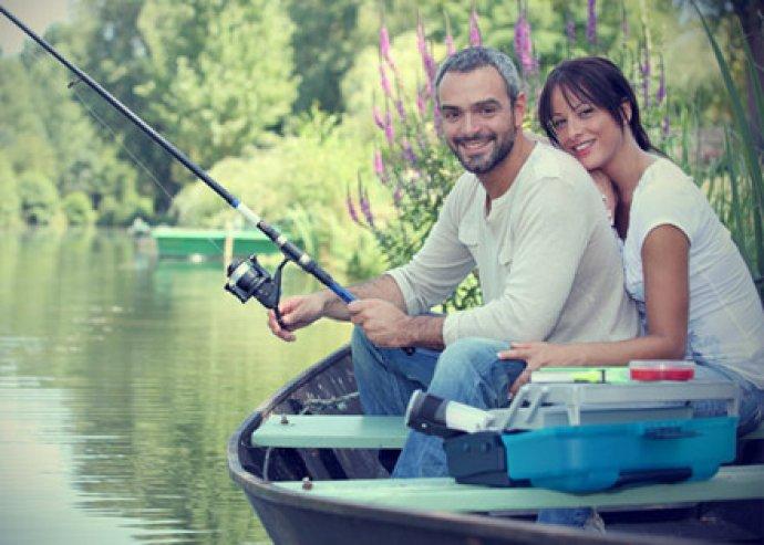 Teljes feltöltődés Erdőteleken! 3 vagy 4 nap 2 főre, félpanzióval, csónakázással és horgászattal