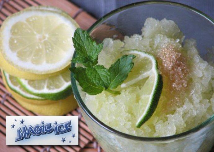 Hűsítő finomságok - 2x2 gombóc kézműves fagyi + 2x0.5 liter jégkása háromféle ízben