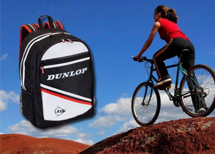 Stílus és minőség - divatos, remek kialakítású, eredeti Dunlop válltáska vagy sporttáska