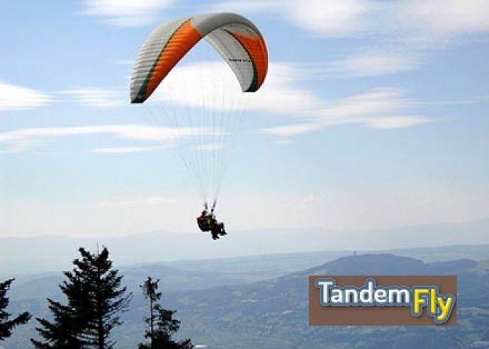 Élvezzétek fentről a természetet! Tandem siklóernyőzés profitól, maximális élménnyel és biztonsággal!