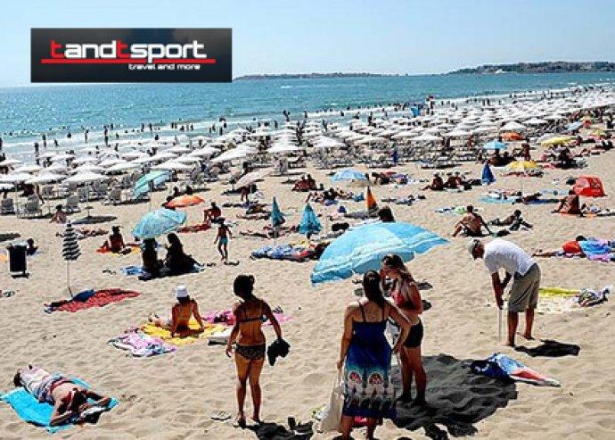 Homokos strand és felhőtlen szórakozás - 8 napos nyaralás Bulgáriában, a Naposparton