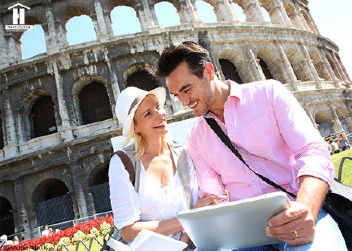 4 vagy 5 nap Rómában olasz reggelivel, egyszeri korlátlan étkezéssel, a pápai audiencia meglátogatásával