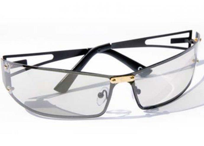 Egy pár dioptriás napszemüveg 100% UV-szűrős lencsével, választható kerettel, szemvizsgálattal