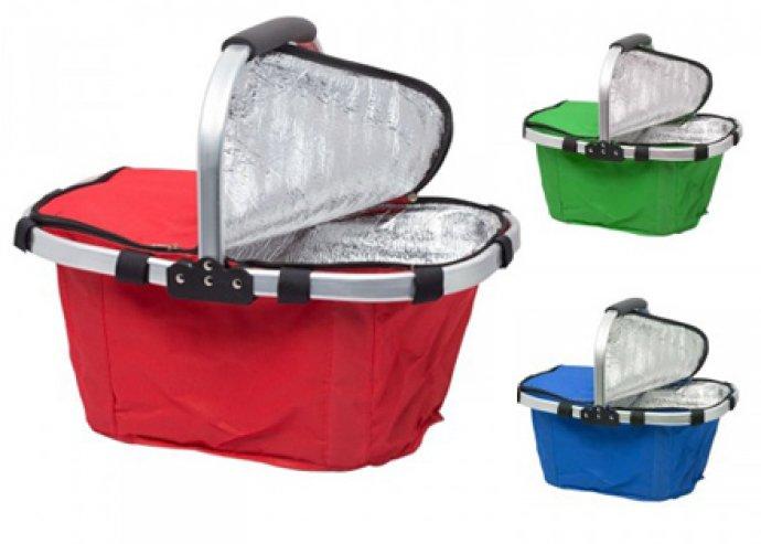 Többféle összehajtható masszív bevásárló táska akár hűtőfunkcióval is!