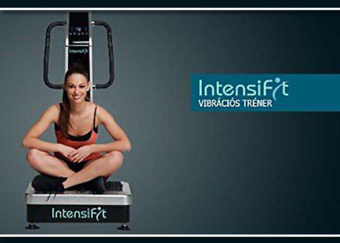 Fogyj könnyedén, megerőltetés nélkül! Intensifit Vibrációs Tréning 10x10 percben edzővel VAGY edző nélkül