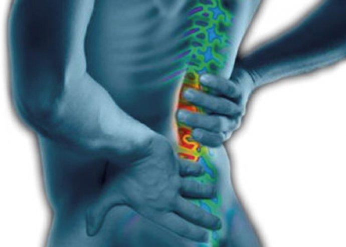 Szüntesd meg a hátfájást! Térképezd fel gerinced, ízületeid állapotát a megfelelő terápiához!