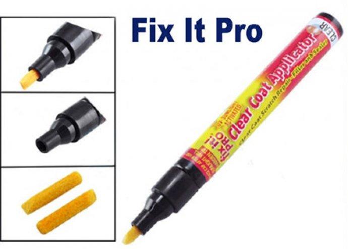 Fix It Pro karceltávolító toll - ragyogjon minden az eredeti fényében!
