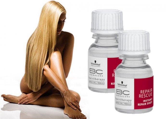 3-féle professzionális, hajszerkezet-erősítő, ápoló, regeneráló, színmegőrző Schwarzkopf csomag