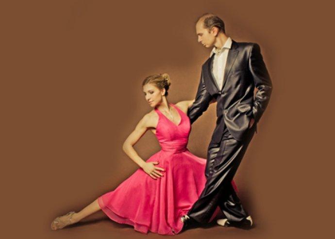 Tangó Hangoló - szenvedélyes, különleges táncest bemutatóval, tanítással a latin táncok szerelmeseinek