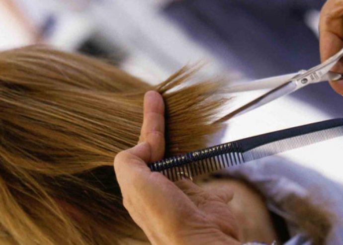Spanyol keratinos pakolás komplett hajvágással - bármilyen hosszúságú hajra nőknek és férfiaknak is!