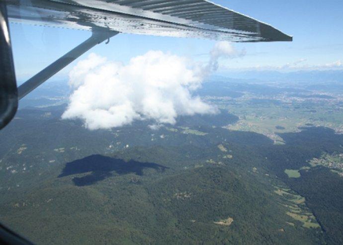 Álomszerű kaland a levegőben - 20 perces panorámarepülés vezetéssel