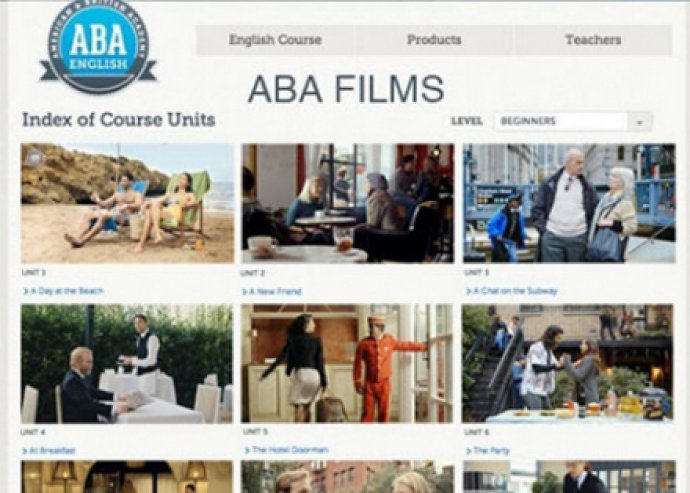 Online angol nyelvtanfolyam anyanyelvi tanárokkal az ABA English-től!