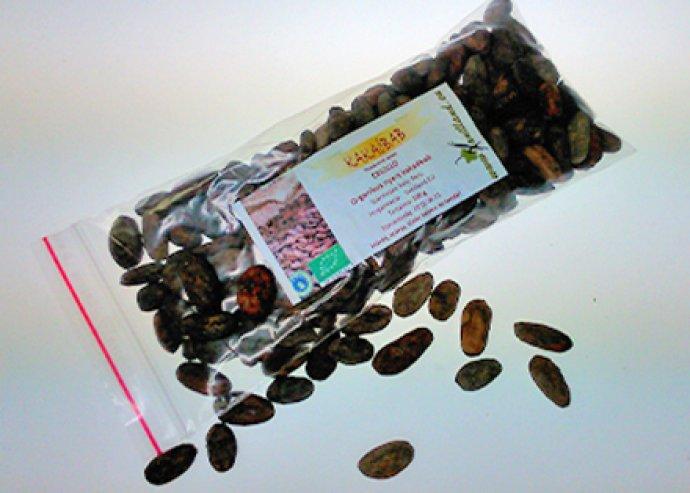 Vitalizáld magad természetesen! 200 gramm perui bio nyers kakaóbab