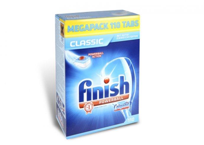 Finish mosogatógép tabletta 110 db-os