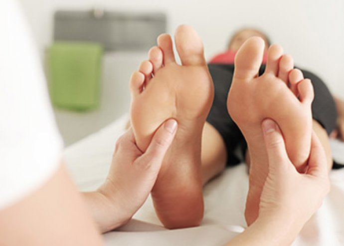 Gyógyulj és lazíts természetesen - összesen 60 perc svéd hátmasszázs talpreflexológiával!