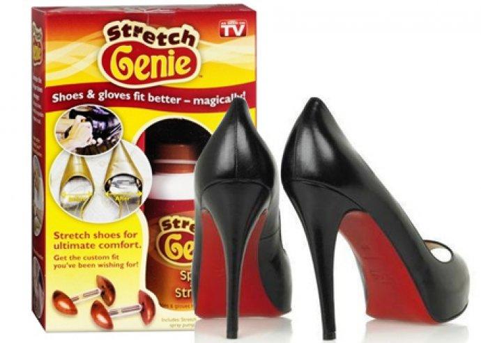 Stretch Genie cipőtágító szett • cipőspray és két darab heveder