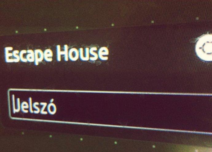 Számítógépes vezérlésű szabadulós játék 2-6 fő részére, 4 szobás pályával az Escape Houseban!