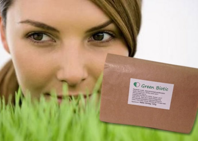 Green bitoic Bio búzafű, méregtelenít, lúgosít, emésztést javít, segít a fogyásban, lassítja az öregedést