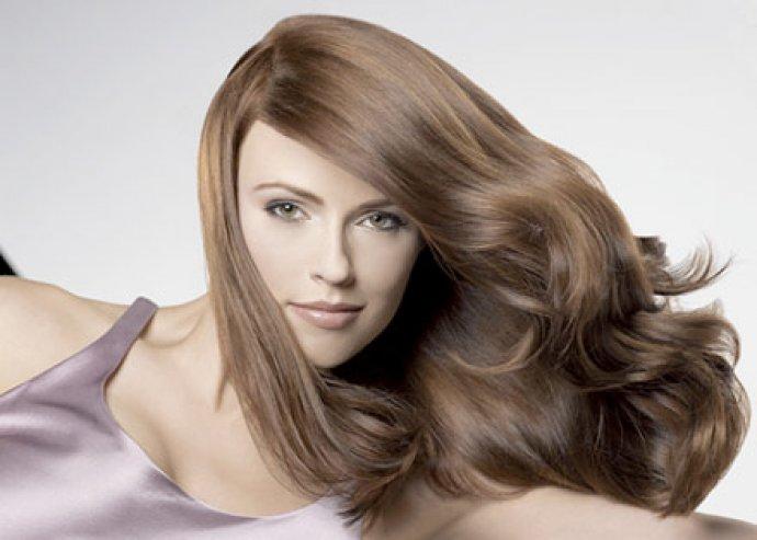 Férfi vagy női hajmosás, vágás, szárítás, spanyol keratinos hajpakolás és Style stílus tanácsadás